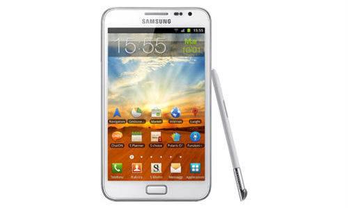 Samsung Galaxy Note 1 Hex Edinburgh
